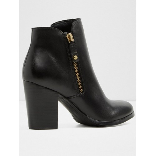 Aldo Aldo Naedia Ladies Ankle Boot With Side Zip Boots For Womens .