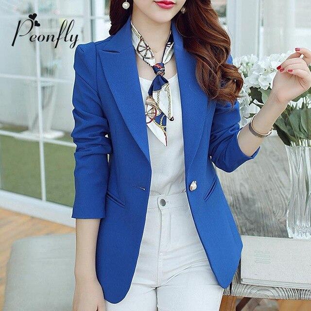 Fashion Ladies Blazers 2016 Summer Suit Blazers Women Jacket Plus .