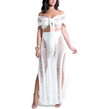 Sexy Transparent Ladies Jumpsuits Hot Sale White Clubwear Fashion .