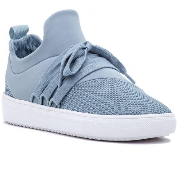Steve Madden Shoes | Worn Once Blue Lancer | Poshma