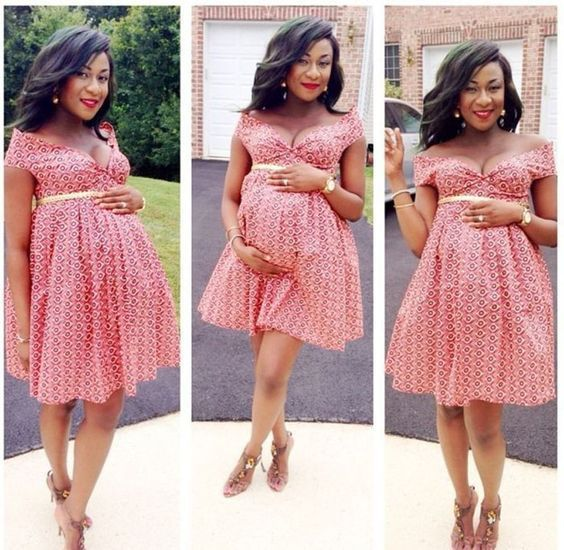 Latest African Ankara Maternity Gowns & Dresses Styles for .