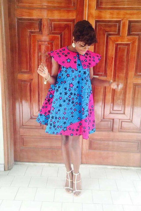 50 Latest African Ankara Maternity Gowns & Dresses Styles for .