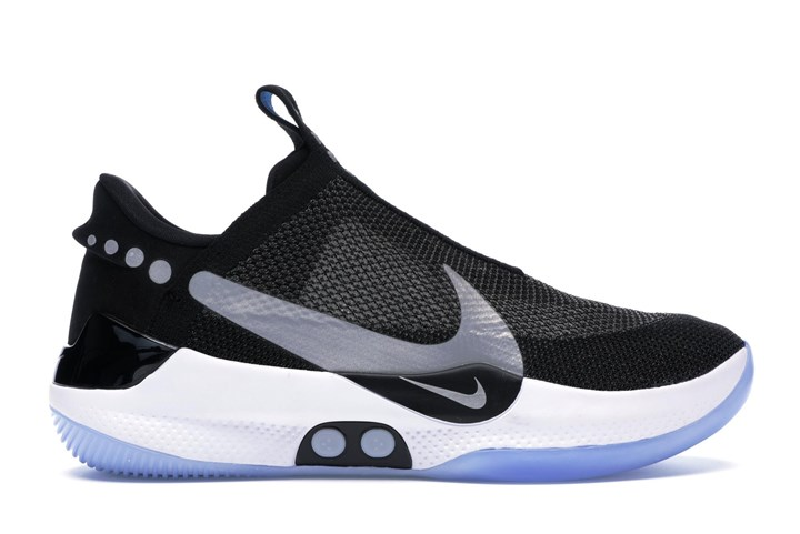 Nike just released their latest version of self-lacing sneake