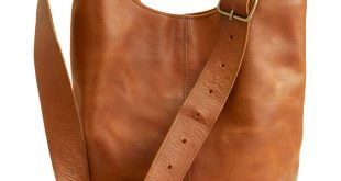 Women's Lifetime Leather Crossbody Bag | Duluth Trading Compa