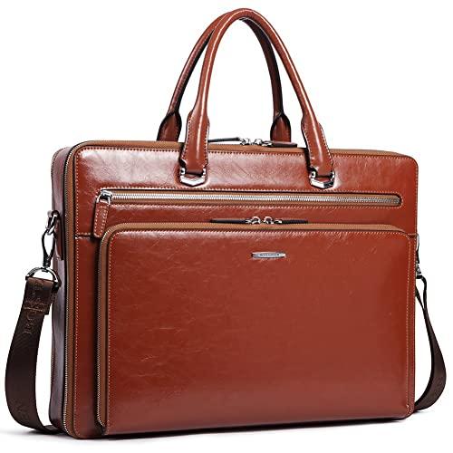 Women's Leather Laptop Bags: Amazon.c