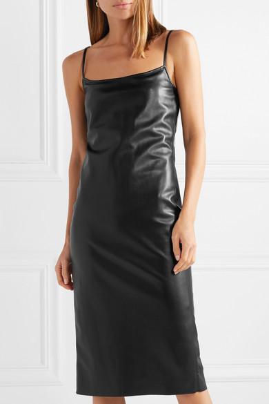 Theory Leather Dress | Weddings Dress
