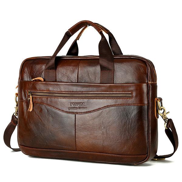 Leather Laptop bag Genuine Leather Laptop bag | etradepakist