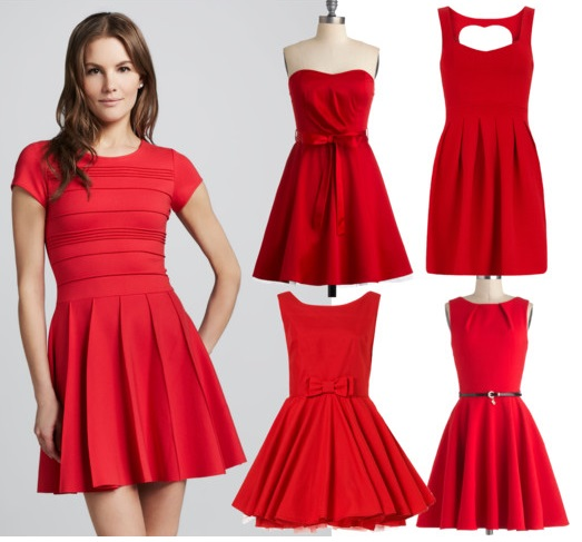 Quotes about Little red dresses (19 quote
