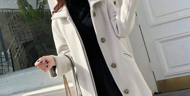 Fashion Winter Trench Coat For Women Long Coat Women Plus Size .