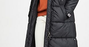 Off-White Long Down Jacket | SHOPB