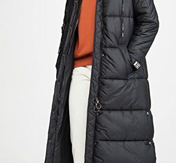 Off-White Long Down Jacket   SHOPB