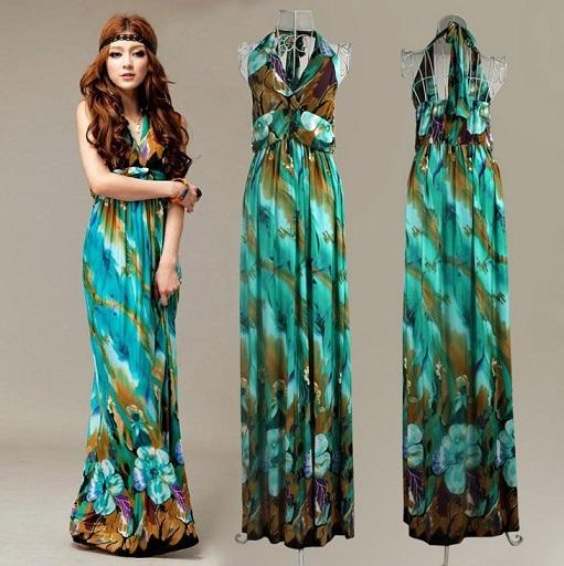 Long Summer Dresses For Women - Nini Dre