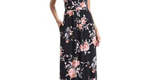 Women's Long Summer Dresses: Amazon.c