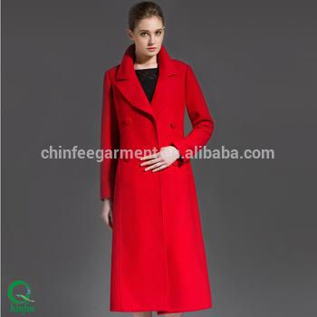 Women Plus Size Winter Coats Long Ladies Fancy Red Winter Coats .