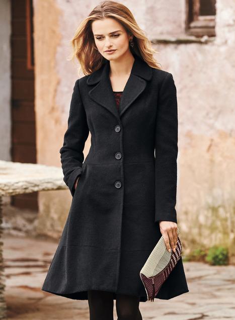 Gabrielle Coats, Long Wool Coats, Winter Coats, Coats for Wom