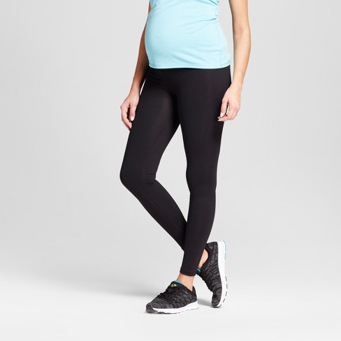 Maternity Crossover Panel Active Leggings - Isabel Maternity By .