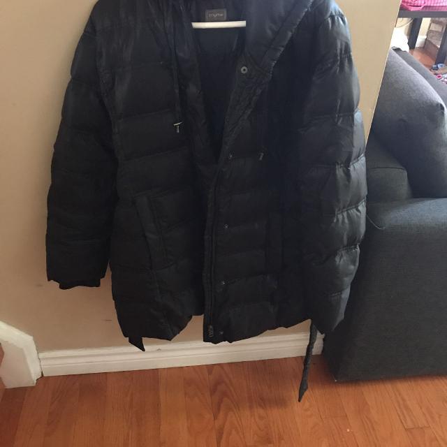 Best Euc Thyme Maternity Winter Coat - M for sale in Etobicoke .