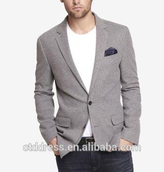 2014 Top Quality Mens Blazer Colour Grey England Style - Buy Men .