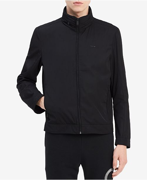 Calvin Klein Men's Lightweight Jacket & Reviews - Coats & Jackets .