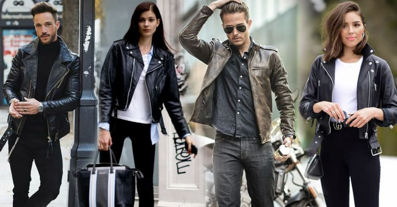 Top 10 Mens Biker Jacket You Should Style In 20