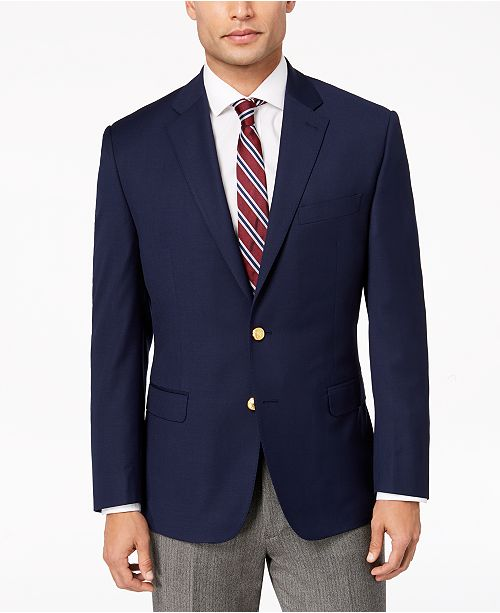 Lauren Ralph Lauren Men's Classic-Fit Ultra Tech Solid 10-Pocket .