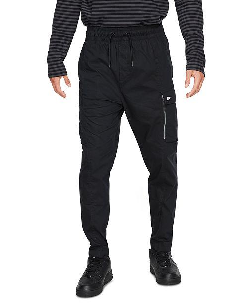 Nike Men's Sportswear Cargo Pants & Reviews - All Activewear - Men .