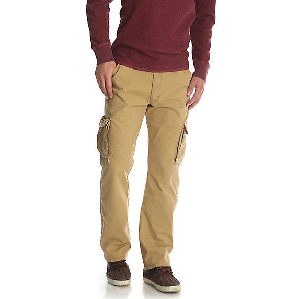 Wrangler® Men's Comfort Flex Waist Cargo Pant | Mens Pants by .