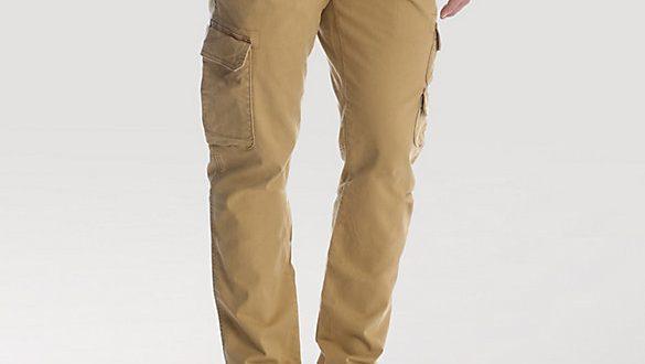 Wrangler® Men's Five Star Premium Flex Tapered Cargo Pant | Mens .