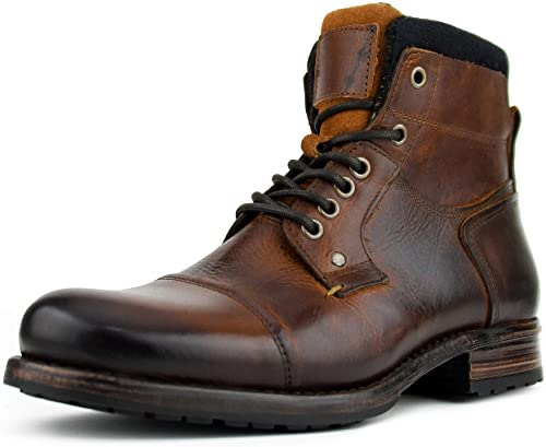 Amazon.com | Asher Green AG6200 - Mens Casual Boots, Work Boots .