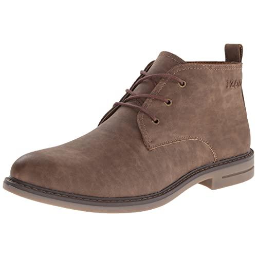 Men's Brown Casual Boots: Amazon.c