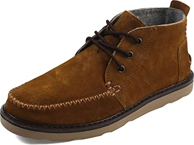 Amazon.com | Toms - Mens Chukka Boots, Size: 9 D(M) US, Color .