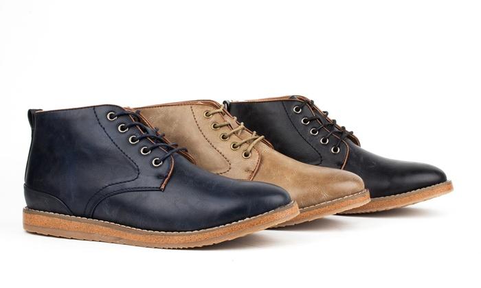 Harrison Men's Casual Chukka Boots | Group