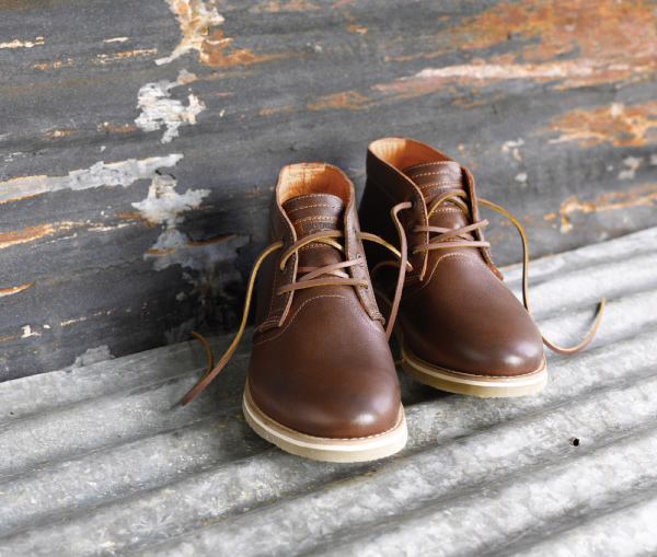 All About Men's Chukka Boo