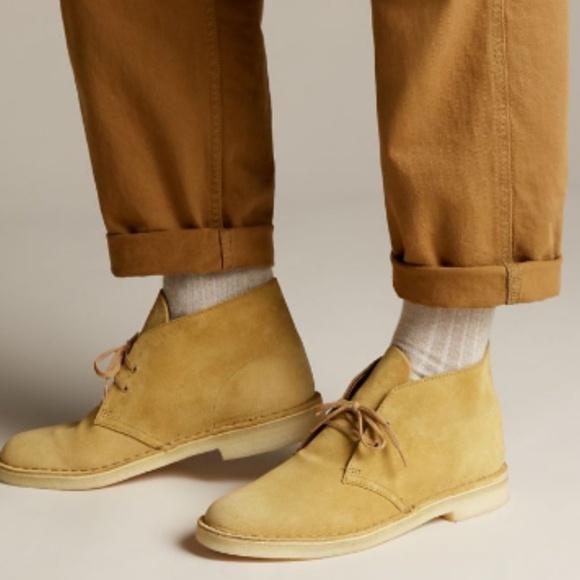 Clarks Shoes | Desert Boots Originals Mens Size 115 | Poshma