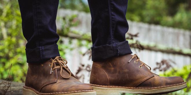 Clarks Originals Men's Desert Boot - Buy This Once | Durable, high .