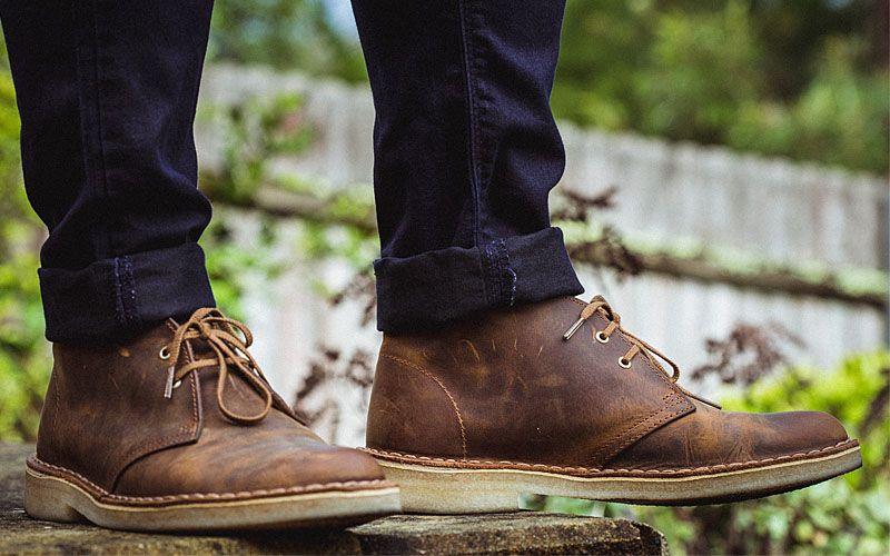 40 Best Boots for Men in 2020 | Best boots for men, Clarks .