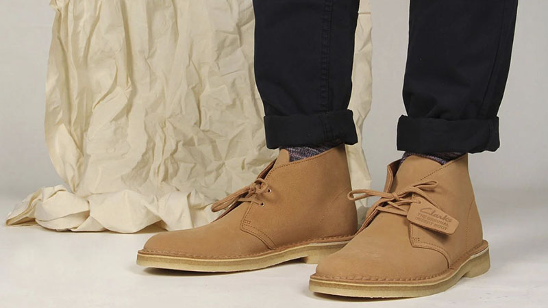 How to Wear Desert Boots (Ultimate Style Guide) - The Trend Spott