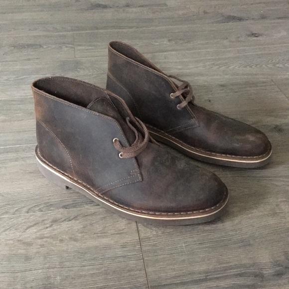 Clarks Shoes | Brand New Mens Desert Boots Size 75 | Poshma