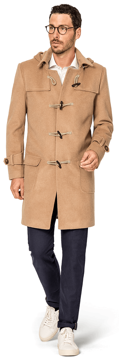 Men's Duffle Coats | Buy your Toggle Coat Online - Hocker