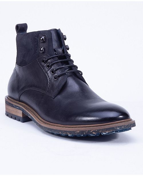English Laundry Men's Leather Lace Up Boot & Reviews - All Men's .