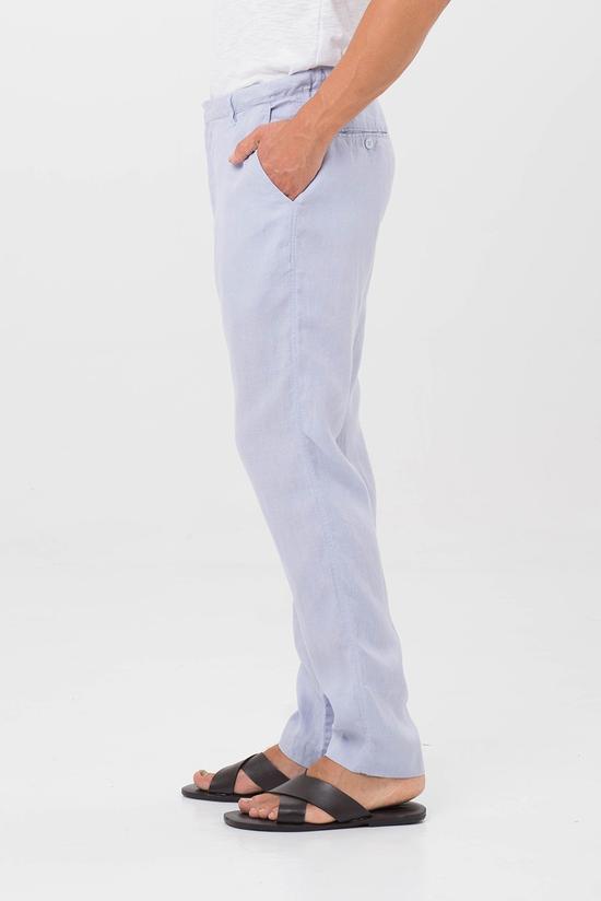 Mens Linen Trouse