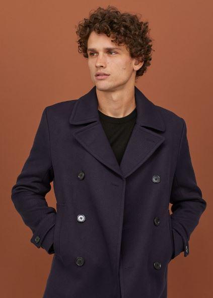 4 Men's Vegan Pea Coat Options That Look Stylish & Sophisticated .
