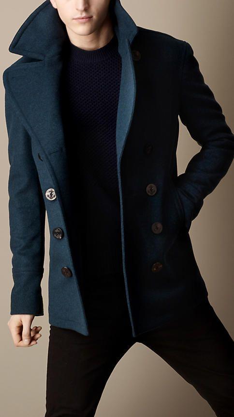 Men's Coats | Pea, Duffle & Top Coats in 2020 | Menswear, Well .