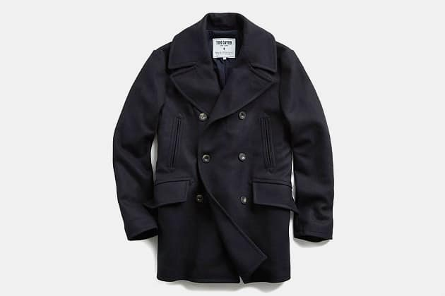 The 18 Best Peacoats For Men | GearMoo