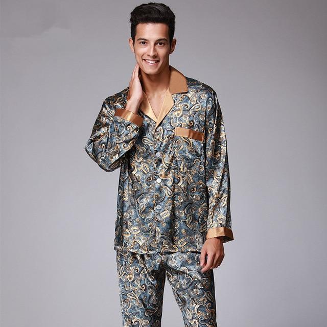 Silk Mens Pyjamas - Home Decorating Ideas & Interior Desi