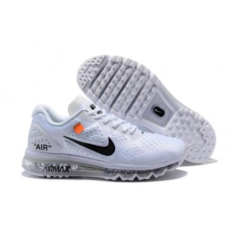 Nike Air Max 2019 Mens Running Shoes Off Whi