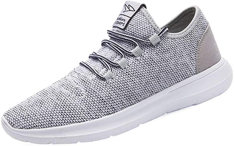Amazon.com   KEEZMZ Men's Running Shoes Fashion Breathable .