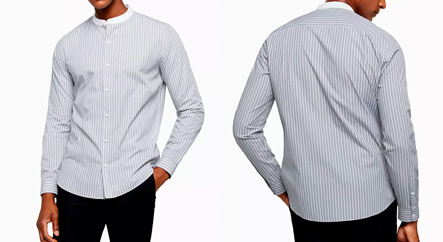 The 10 Best Collarless Shirts of 2019 Include Something For .
