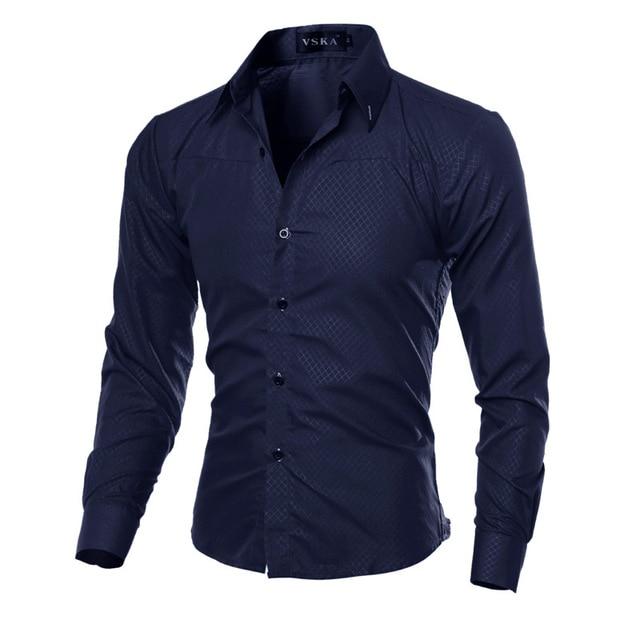 5XL Plus Size Brand clothing Cotton Mens Clothing Solid Soft Men .
