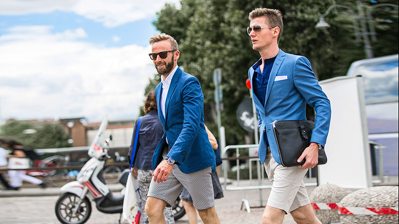 The Best Shorts for Men (And How to Wear Them) - The Trend Spott